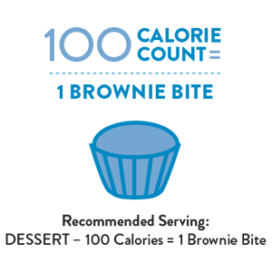 Perfect Portion 100 Calorie Brownie Bites