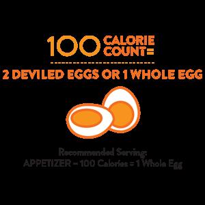 Perfect Portion 100 Calorie Deviled Eggs