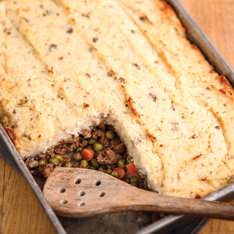 Perfect Portion Shepherd's Pie