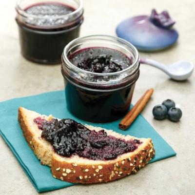 Perfect Portion Blueberry Cinnamon Jam