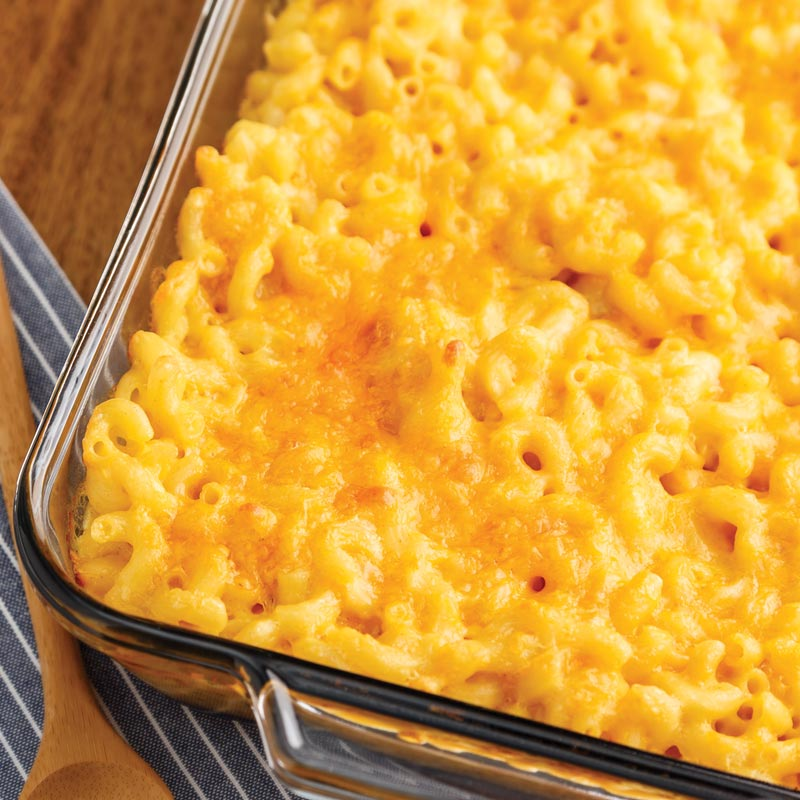 Baked Mac & Cheese – The Perfect Portion
