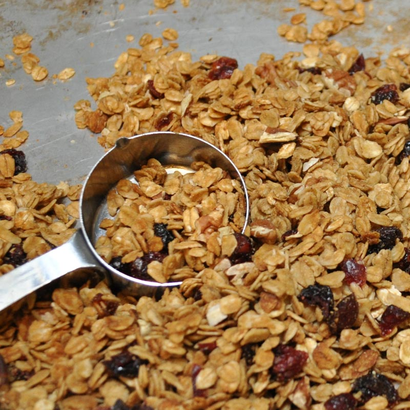 Perfect Portion Homemade Granola