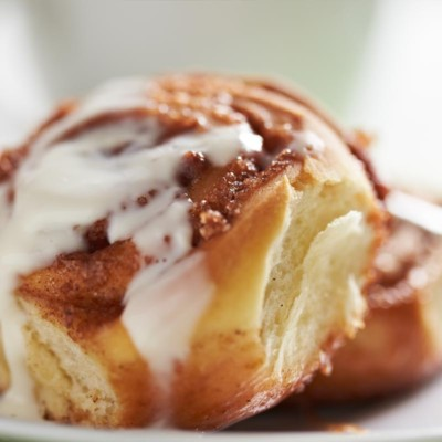 Perfect Portion Cinnamon Rolls