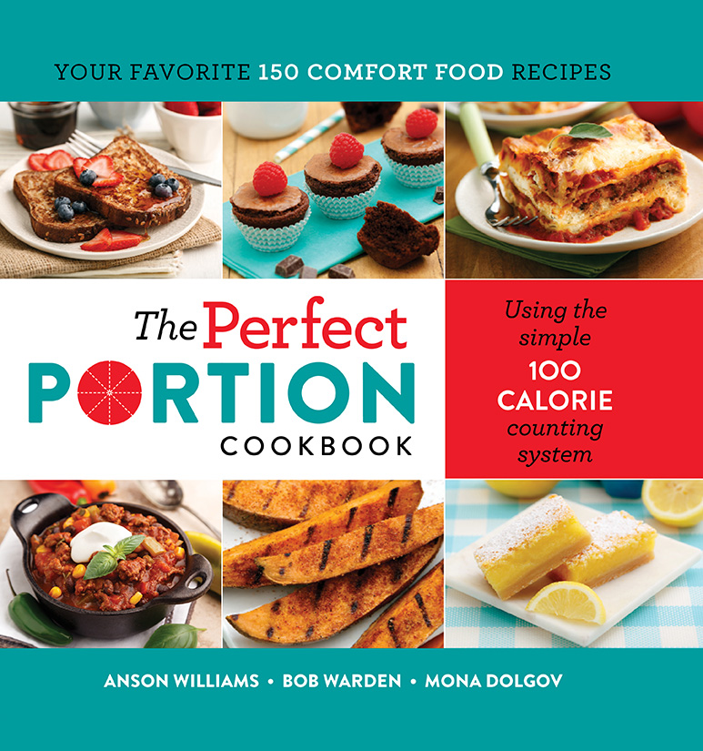 The perfect portion cookbook the perfect portion the perfect portion cookbook forumfinder Choice Image